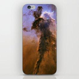 Eagle Nebula Spire iPhone Skin