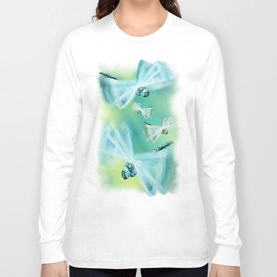Dragonflies Long Sleeve T-shirt