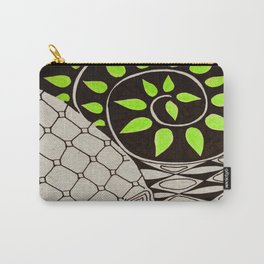 Pinch of Green Carry-All Pouch