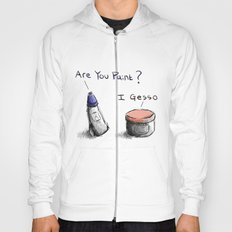 Silly Paint Hoody