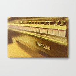 Golden Days Metal Print