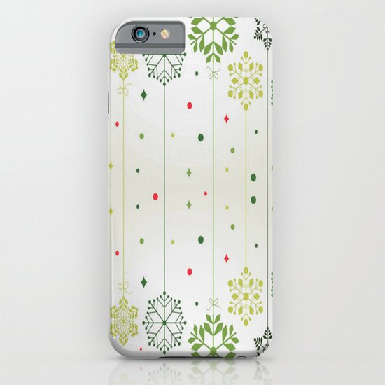 Holidays Deco iPhone & iPod Case