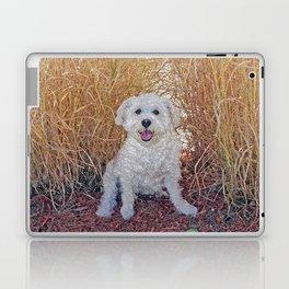 Maya Puppy Laptop & iPad Skin