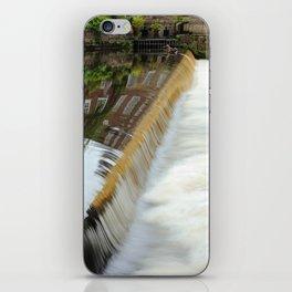 Edge of Calm Waters iPhone Skin