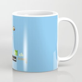 Flappy Bird Hunt Coffee Mug
