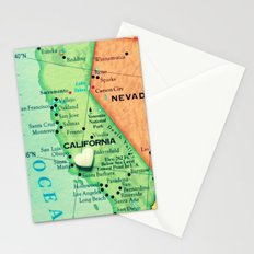 Cali Stationery Cards