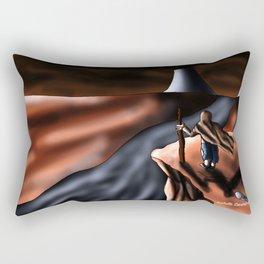demain Rectangular Pillow