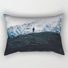 The Remarkables Rectangular Pillow