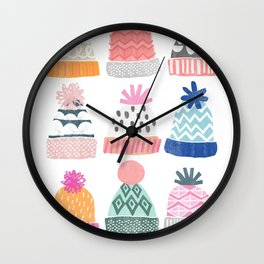 Brrright Christmas No. 1 Wall Clock
