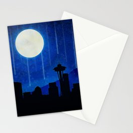Sleepless Seattle Stationery Cards