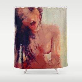 Sex Dreams Shower Curtain