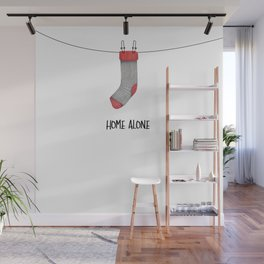 Home Alone! Wall Mural