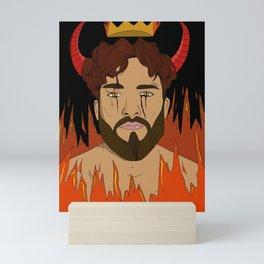 666 Mini Art Print