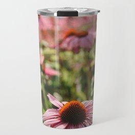 Flower Photography by Charlota Blunarova Travel Mug
