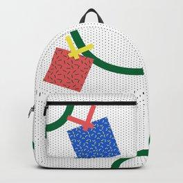 Memphis Christmas Presents Backpack