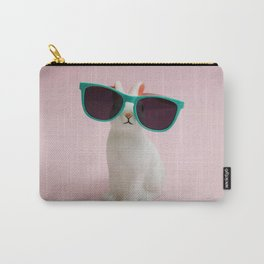 Sunglasses bunny Carry-All Pouch