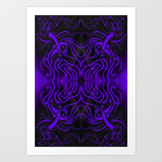 Inwardo 2 Art Print