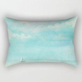 loner /Agat/  Rectangular Pillow