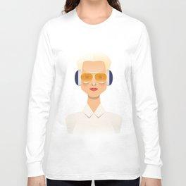 KARLA FRY Long Sleeve T-shirt