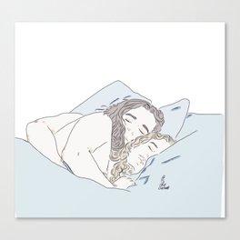 Philippe&Chevalier Canvas Print
