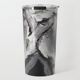 Abstract Prayer by Robert S. Lee Travel Mug