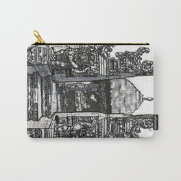 Bali : Market Temple Carry-All Pouch