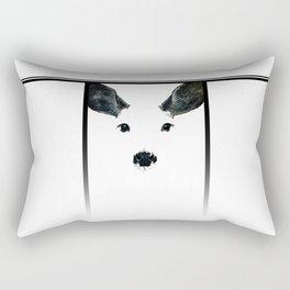 Doe, A deer, A female deer! Rectangular Pillow