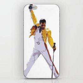 Queen Mercury iPhone Skin