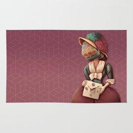 Lady Rubik Rug