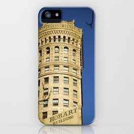 hobart/building iPhone Case