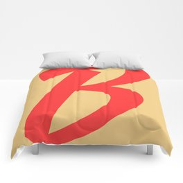 ABC FY - B Comforters