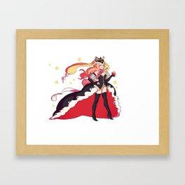penguindrum Framed Art Print