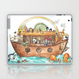 Noah's Ark Laptop & iPad Skin