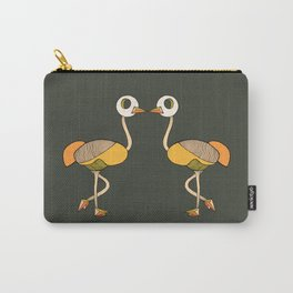 keep your head up - ostrich 1 Carry-All Pouch