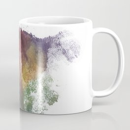 Devon's Vulva Print No.3 Coffee Mug