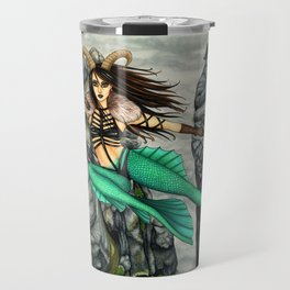 Pole Stars - CAPRICORN Travel Mug