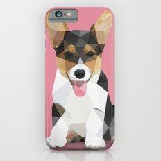 Low Poly Corgi. Slim Case iPhone 6s