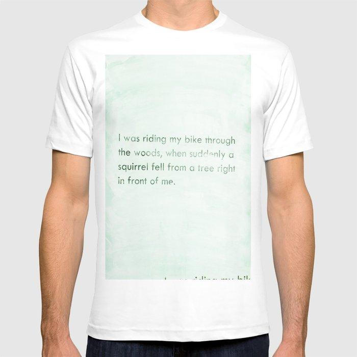 art of story T-shirt