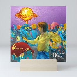 Khap Xung Quanh - Ngot Mini Art Print