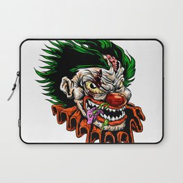 zombie evil clown Laptop Sleeve