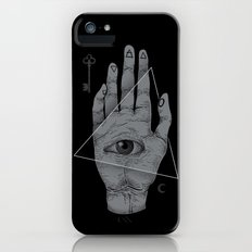 Witch Hand iPhone (5, 5s) Slim Case