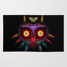 The Mask Of Majora Rug