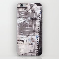 Letter to Paris iPhone & iPod Skin