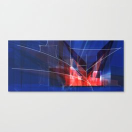 City Emotions Canvas Print