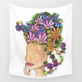 Glamour Wall Tapestry