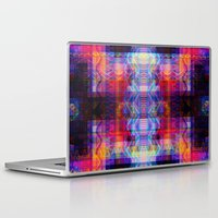 aztec Laptop & iPad Skins featuring Aztec by deff