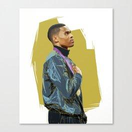 Olympic Westbrook Canvas Print
