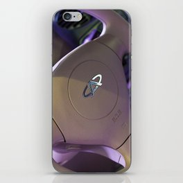 Chery QQ Electric Steering Wheel II iPhone Skin