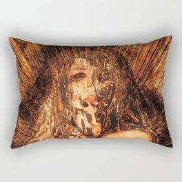 I Am Your Slave Rectangular Pillow