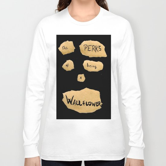 THE PERKS OF BEING A WALLFLOWER  Long Sleeve T-shirt